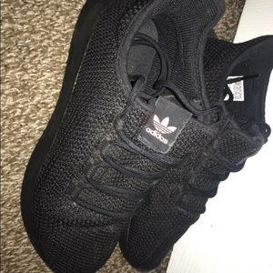 adidas Shoes - Tubular black adidas shoes